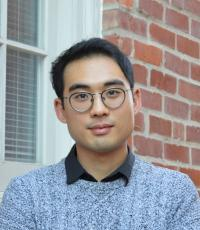 Professional Portrait Photo of Albert Kim, Graduate Research Assistant