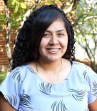 Professional Portrait Photo of Aleli Alcaide, Graduate Assistant for Health Professions and Graduate School