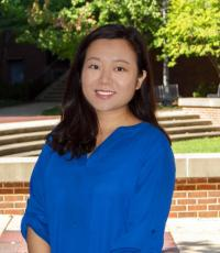 Professional Portrait Photo of Cindy Tian, Pre-Professional Graduate Assistant for Career and Information Resources