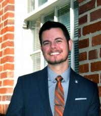 Professional Portrait Photo of James Castree, Graduate Assistant for Career Planning and Campus Outreach