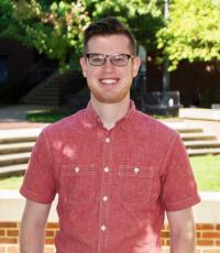 Professional Portrait Photo of Joseph Sydlowski, Research Assistant for Assessment and Research