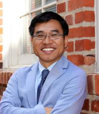 Professional Portrait Photo of Joonkil Ahn, Graduate Assistant for Assessment and Research