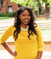 Professional Portrait Photo of Krystle Shelton, Assistant Director for Student Outreach
