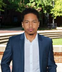 Professional Portrait Photo of Michael Valadez, Graduate Assistant for Career Service Para-Professionals
