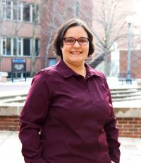 Professional Portrait Photo of Beth Sheehan, Assistant Director for Information Management and Career Resource Center