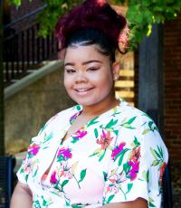 Professional Portrait Photo of Alanna Williams, Pre-Professional Graduate Assistant for Career Education and Campus Outreach