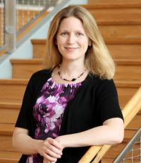 Professional Portrait Photo of Julia Makela, Associate Director for Assessment and Research